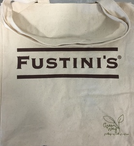Fustini's Canvas Bag