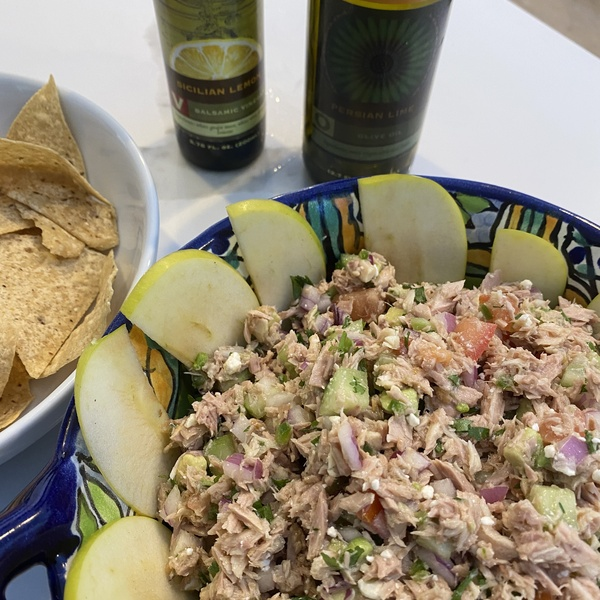 Angie's Tuna Spread