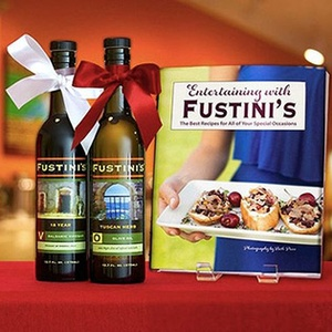Cookbook - Entertaining with Fustini's
