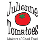 Julienne Tomatoes